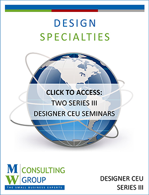 Workbook - Designer CEU Series - Design Specialties