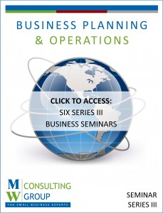 Business Planning & Operations